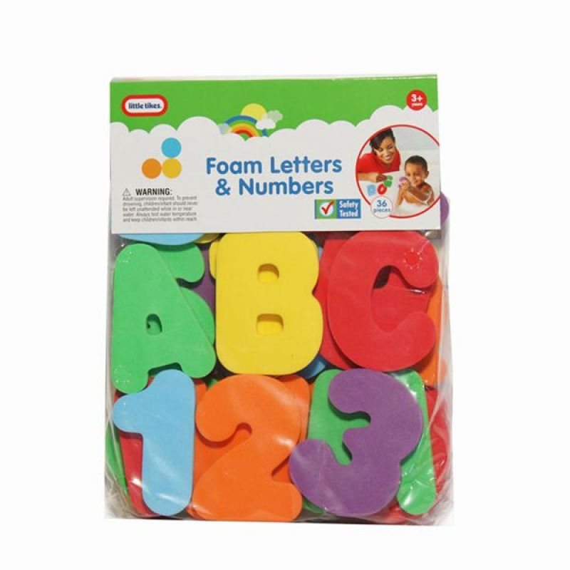 Alphabet letters and numbers eva foam tub baby bath toys for kids bath toy letters bath toy kids