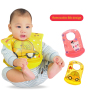 Wholesale silicone baby waterproof bib for kids