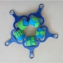 Custom Design EVA Foam Rolling Hand Stamp For Kids