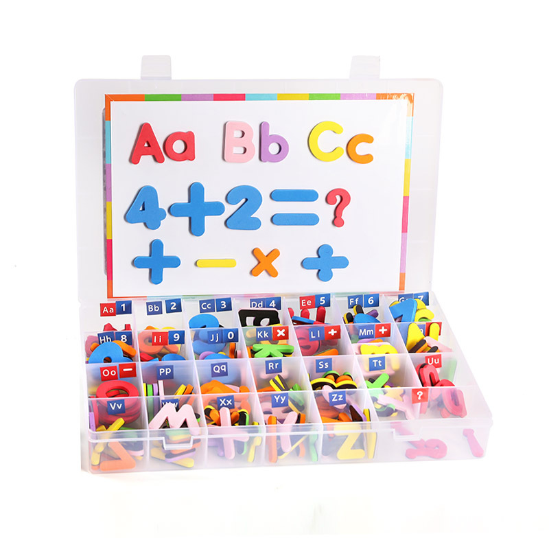 Thicker Magnetic Letters And Numbers Alphabet Number 3d Fridge Magnet