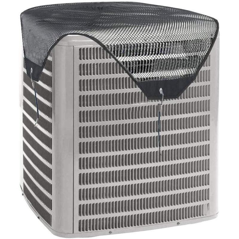 Anti-Snow /Leaf Protection AC Defender outdoor central air conditioner cover