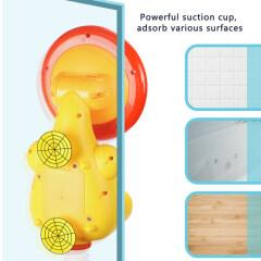 Wholesale animal shower head bath toys baby shower water spray  rain cloud bath toy