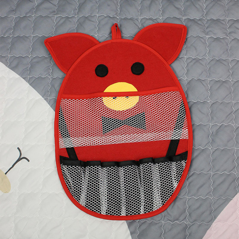 Animal shape Pen crayon paintbrush Cartoon Mesh Organizer