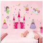 nursery school or family wall sticker decorations for bed room decor wall stickers girls