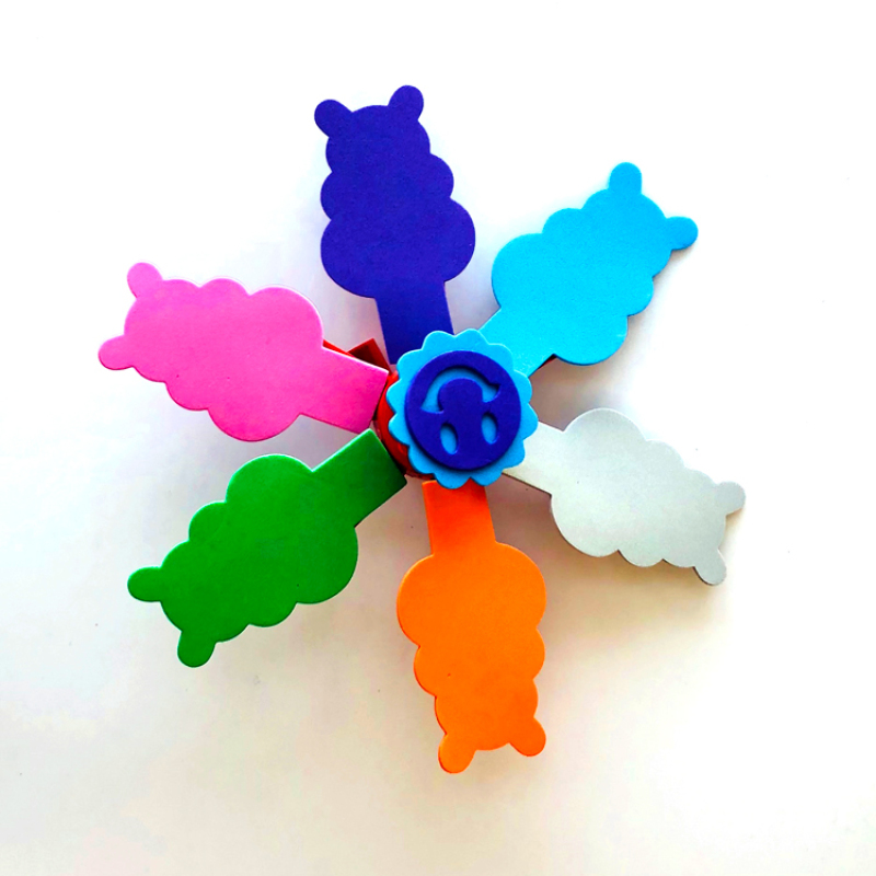 new fashion yard pinwheel windmills DIY toy garden decoration
