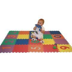 Non toxic kids play mat educational alphabet eva foam puzzle floor mat