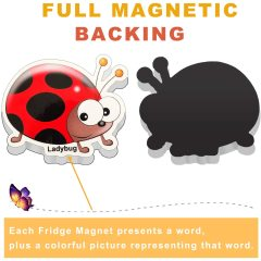 Wholesale  High quality EVA custom fridge animal shape magnets toys for kids ocean animals magnet