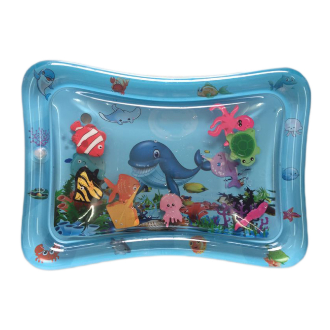 baby inflatable water play mat for toddler