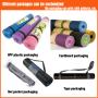 Wholesale high-quality sports games eco-friendly yoga mat   customised yoga mat