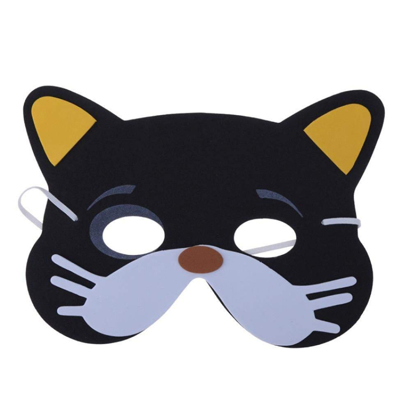 high quality eva animal facial mask of face cosplay drama mask