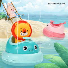 Wholesale electric rotating cup mini bath toys baby toy bath cup   baby bath toy modern