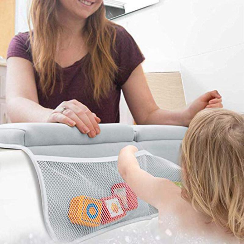 Factory supply high quality baby bath mat kneeler with elbow,bath kneeler set