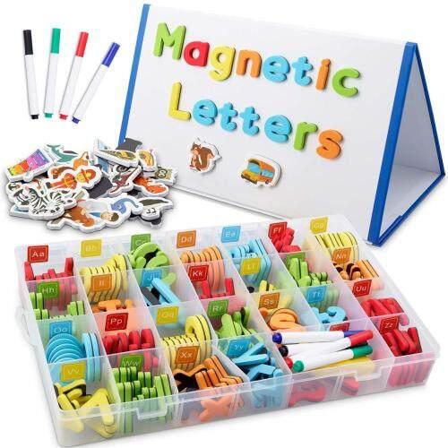 Amazon hot sales custom magnetic letters alphabet magnet letters