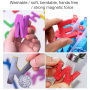 Amazon hot sales magnetic toy best gift kids magnet toys for kids educational  letter and number