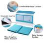 2020 custom design baby bath kneeler pad with elbow pad set