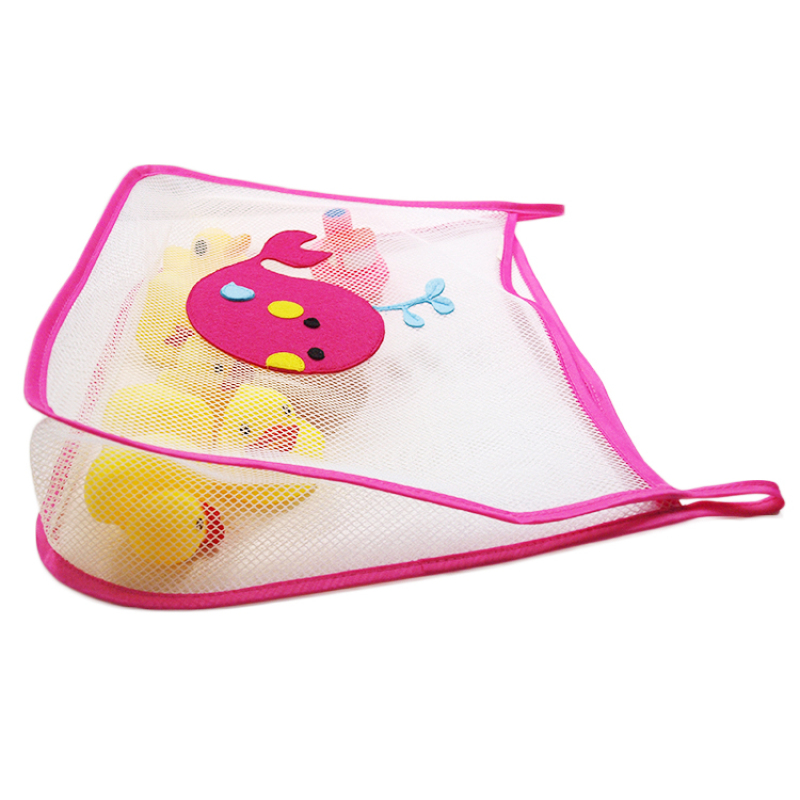 Factory price hanging Mesh Bath Toy Organizer A313