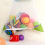2020 hot sellings bathroom tub Quick Dry Toy Holder Storage bath toys organizer