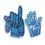EVA big foam hand cheering foam fingerfor sports competition