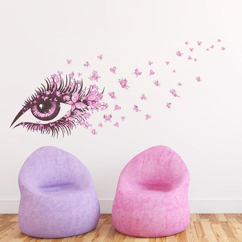 Wholesale butterfly PVC house wall sticker decor