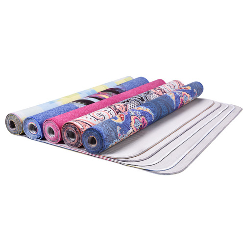 High quality and versatile large ecofriendly yoga mat thick  yoga mats thick