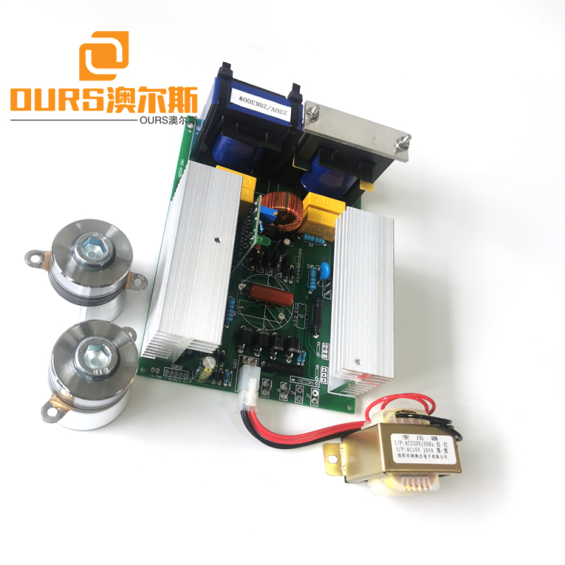 300w 25khz 220V Or 110V Ultrasonic PCB Circuit Board Used in Industrial Cleaning Equipment