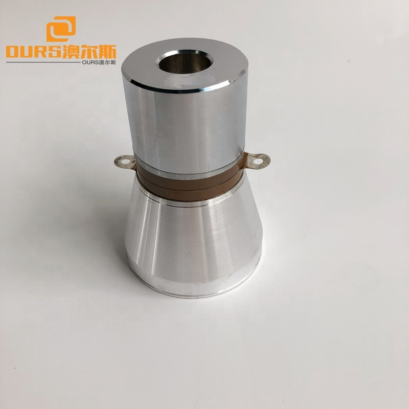 Piezoelectric Accessories Pzt Material 20K Ultrasonic Cleaning Transducer For Washing