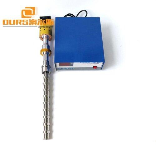 20KHz Titanium Alloy Ultrasonic Homogenizer Probe 2000W Ultrasonic Liquid Reactor Cola Extractor