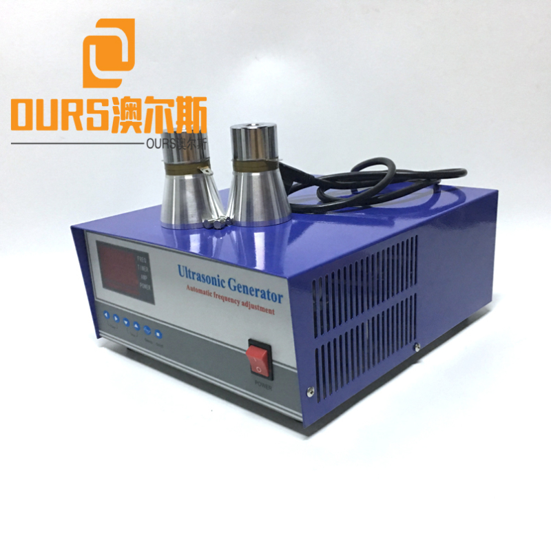 1200W 28KHZ Ultrasonic Generator Variable Frequency For Ultrasonic Cleaning Electroplating Industry