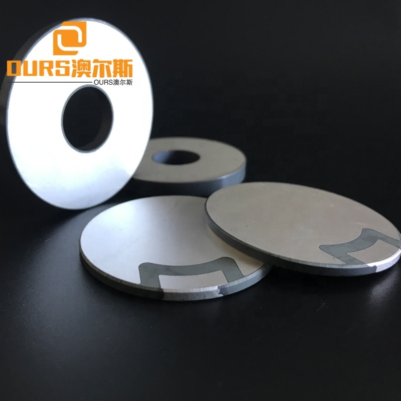 piezoelectric ceramic ultrasonic transducer ceramic plate piezoelectric disc