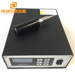 35KHZ Portable Different Models Ultrasonic Cutter For Auto Parts Interior Plastic