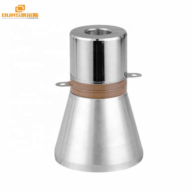 Ultrasonic Cleaner Parts 21K 70W Waterproof Piezoelectric Ulatrsonic Cleaning Transducer For Ultrasonic Vibrator