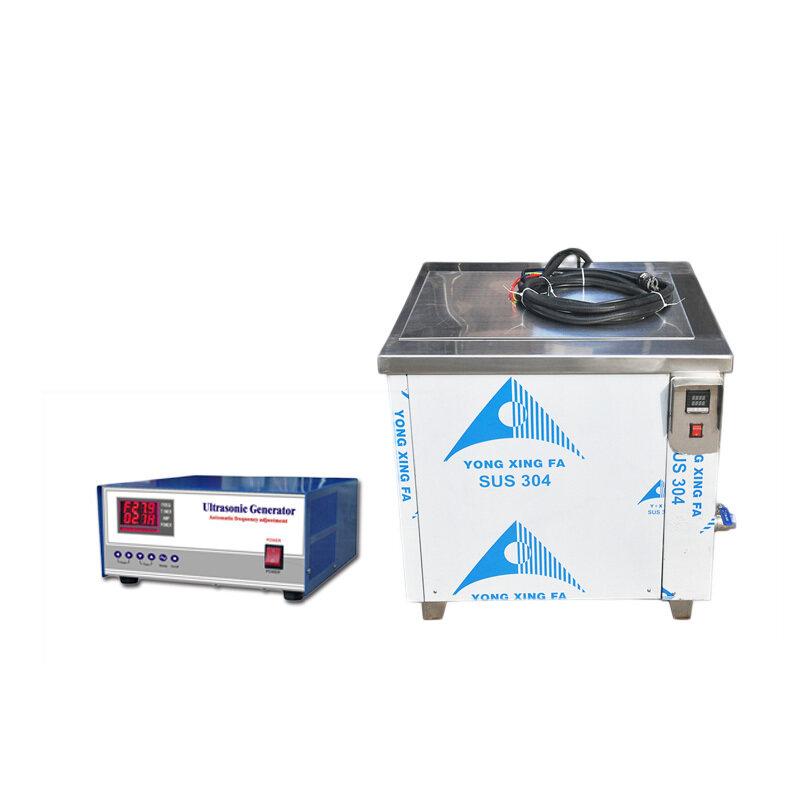 600W ultrasonic cleaner mobile cleaning tank restaurant soak tanks for dishes trays degreasing 25khz 28khz High Power Cleaning