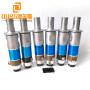 20KHZ High Power Ultrasonic Welding Transducer Converter Sensor With Booster For PVC PE PP