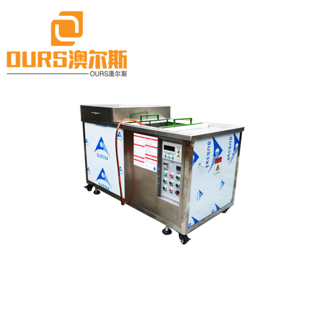 40KHZ 115L Ultrasonic Electrolytic Mold Cleaning Machine For Cleaning Plastic Injection Mold