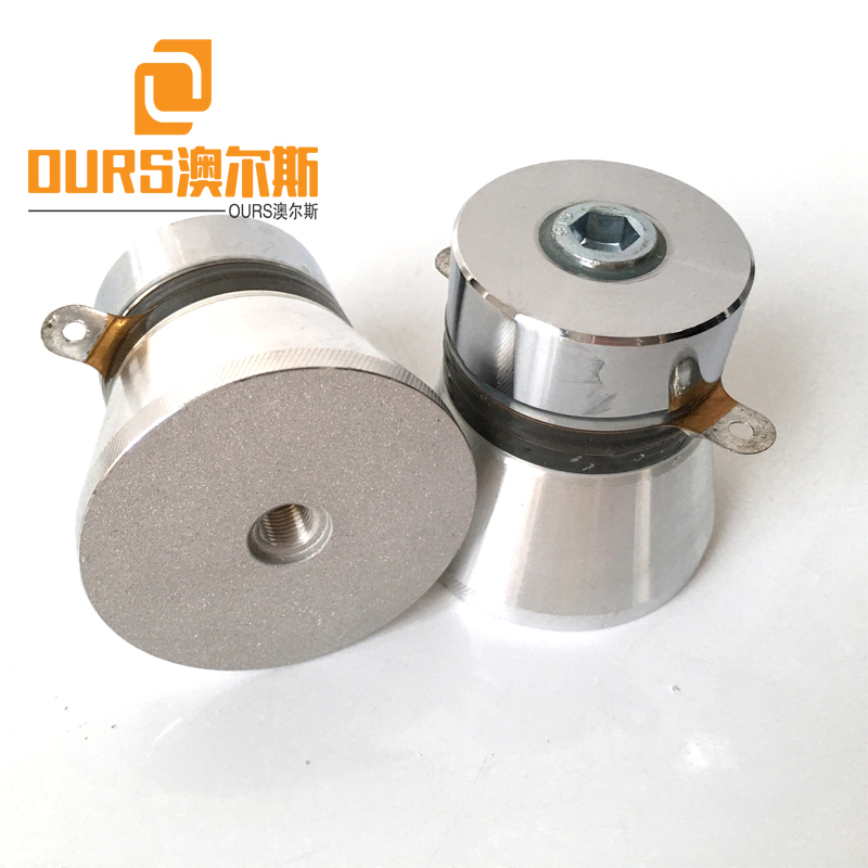 100W ultrasonic cleaner transducer for sale 28khz ultrasonic piezo transducer for sale