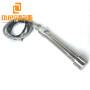 600W SS316 Stainless Steel Tubular Ultrasound Transducer,25khz Ultrasonic Tubular Reactor