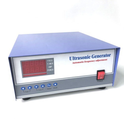 300W Ultrasonic Cleaning Generator Ultrasonic Generator CE Approved With  PLC High Quality and Hot Sale