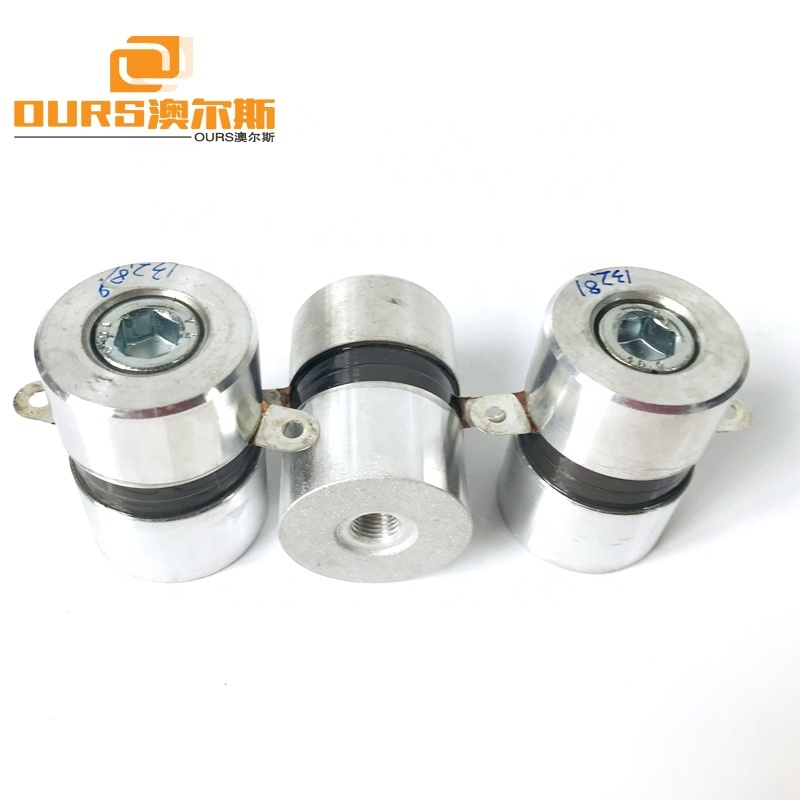 135KHz High Frequency Piezoelectric Ultrasonic Transducer For Ultrasonic Cleaning Machine