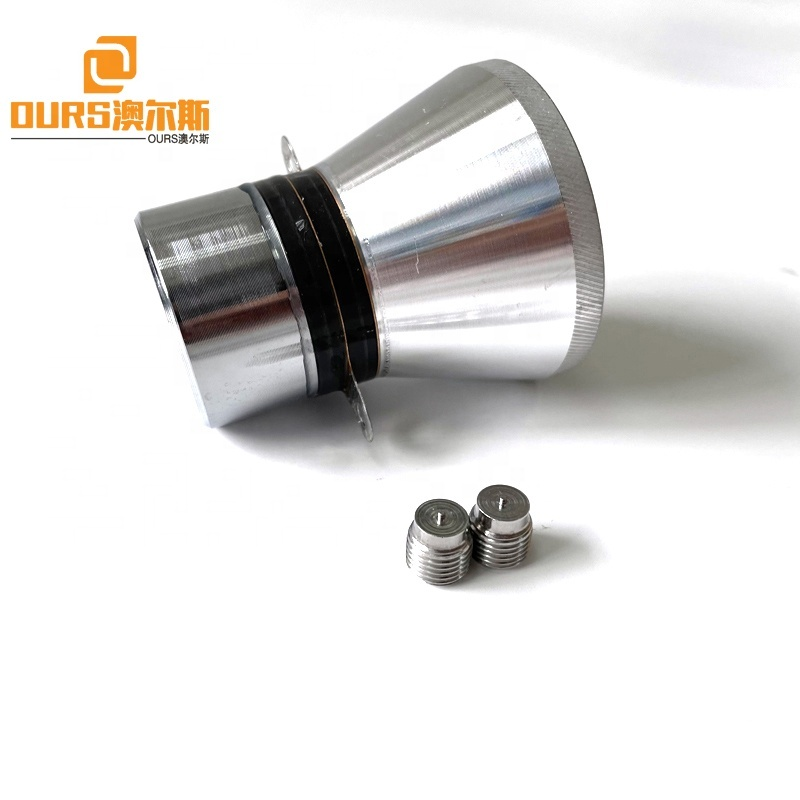 28KHZ 60W Low Price Ultrasonic Sweep Frequency Sensor Vibrator For Industrial Cleaning Equipment
