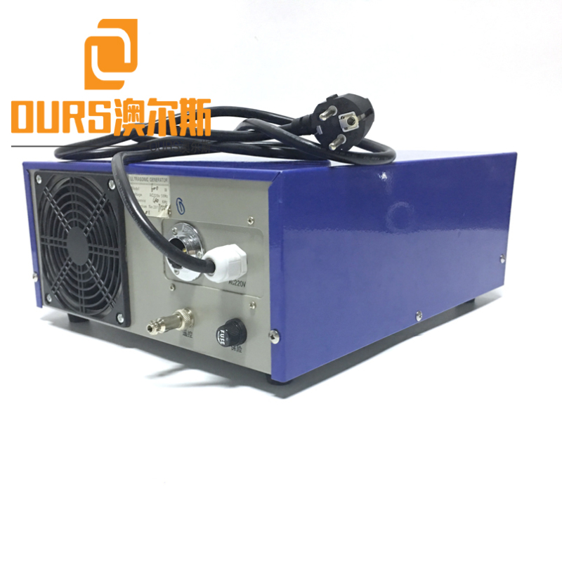 Factory Product 40Khz/48Khz High Power ultrasonic generator adjustable frequency For Washing Vegetables