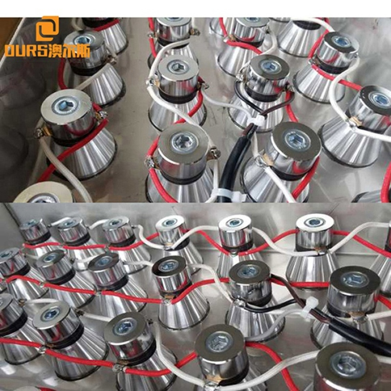 Low Cost Factory Ultrasonic Immersible Underwater Transducer Pack For Industrial Cleaning Tank Submersible Transducer Box