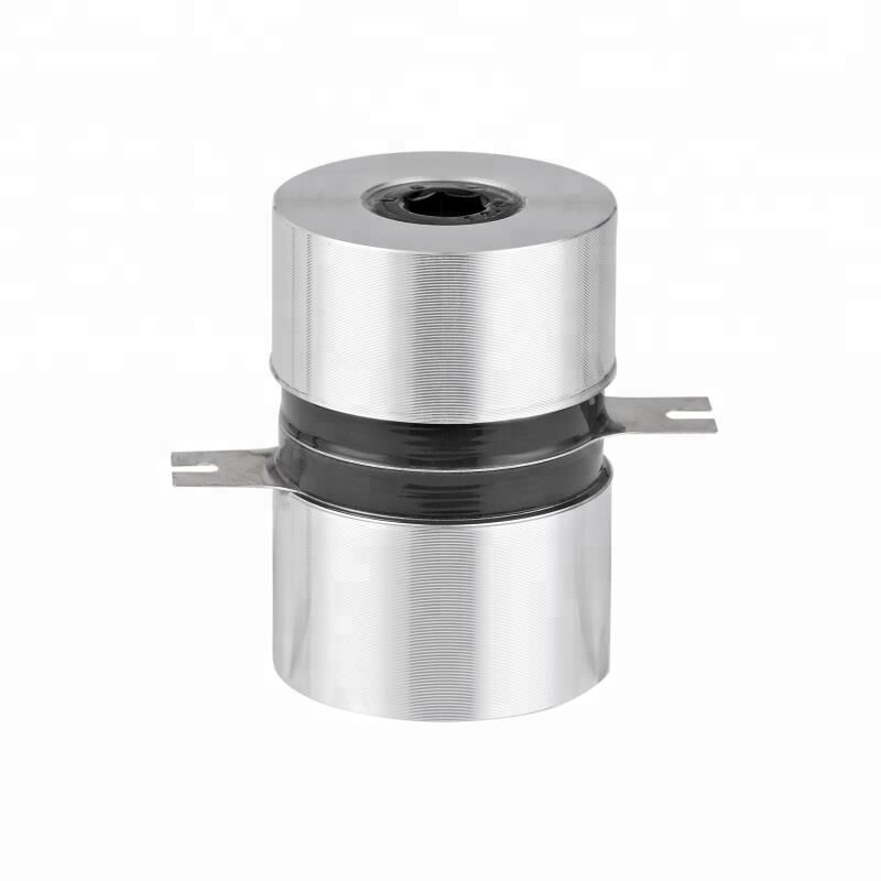 High Frequency 135KHZ50W Industrial Ultrasonic Power transducer with ultrasonic generator and cleaner