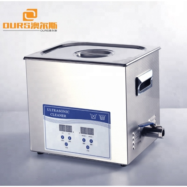 2 liter tabletop ultrasonic cleaner 40khz frequency cleaning