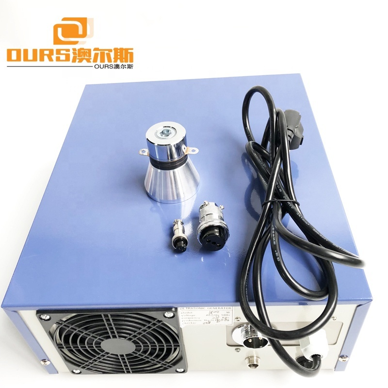 300W/600W/900W/1200W/1500W/1800W/2000W/2400W/3000W Kinds Of Power Frequency Ultrasonic Power Generator For Industrial Cleaning