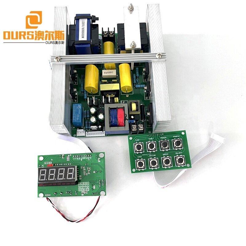 300Watt 40KHZ Cleaner Ultrasound Generator Circuit Card As Digital Dishwasher Driver
