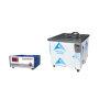 28khz ultrasonic industrial pipe cleaning 900Watt power ultrasonic cleaning machine