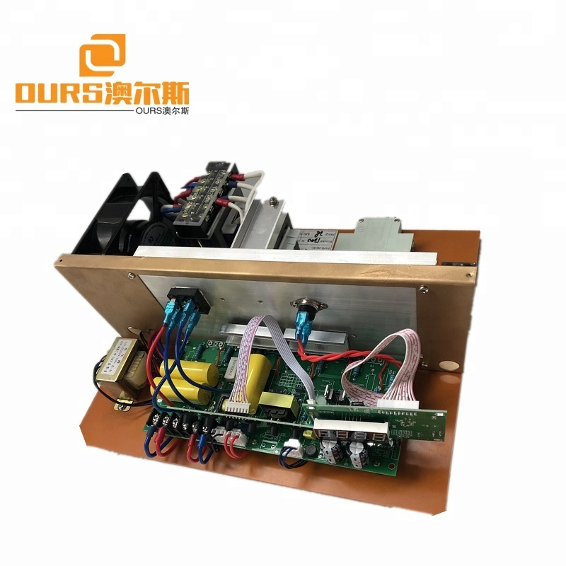 2000W Ultrasonic Circuit PCB Generator cleaner cleaning machine used