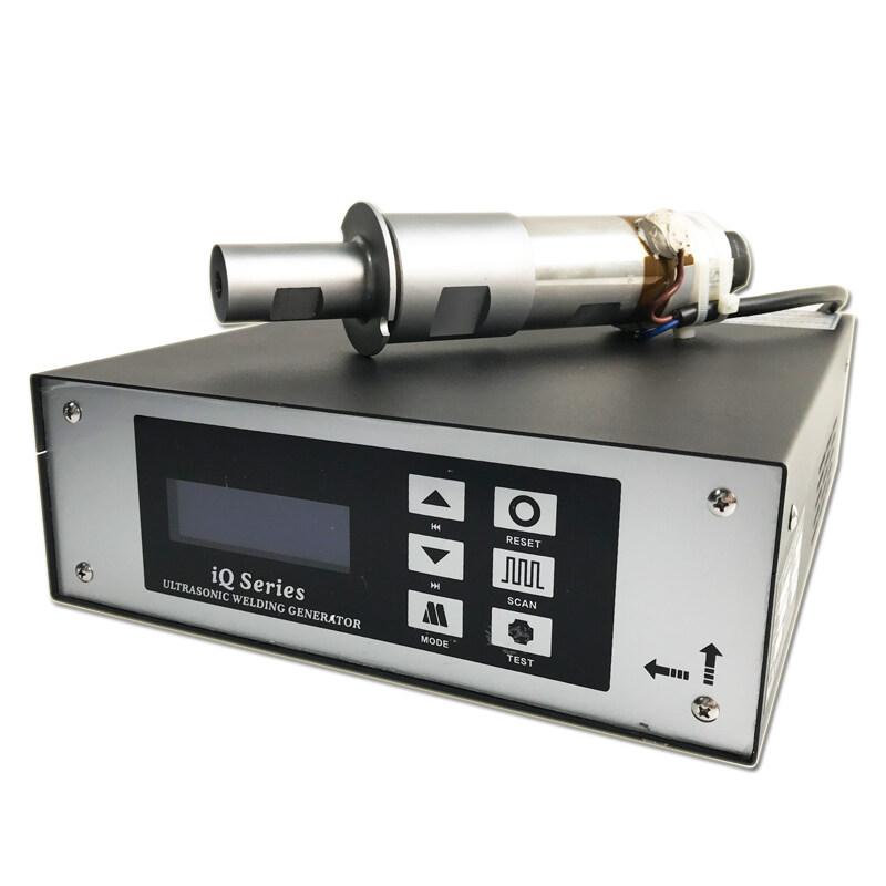 28khz ultrasonic spot welder generator for hand held ultrasonic plastic spot welder with ultrasonic welder generator