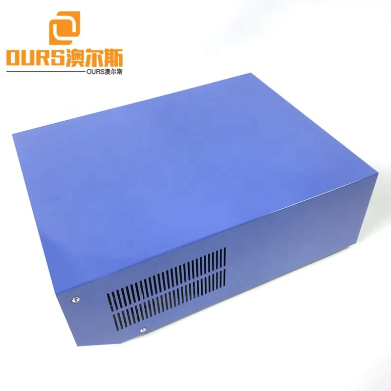 Adjustable Power And Frequency Ultrasonic Cleaning Generator 28K/60K/70K/84K Industrial Transducer Ultrasound Generator With CE