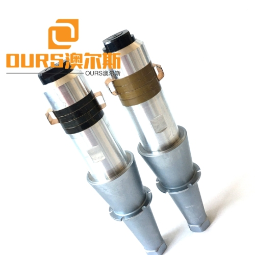 15KHZ 2600W Ultrasonic Plastic Welding Transducer For Ultrasonic Plastic Welding Machine Accessories